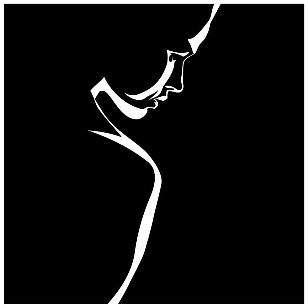 black-woman-silhouette_381356
